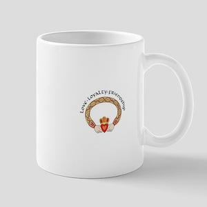 Claddagh Mugs