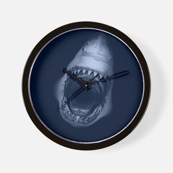Big Shark Jaws Wall Clock
