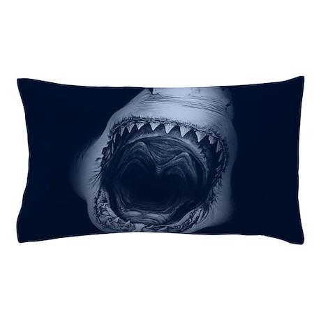 Big Shark Jaws Pillow Case