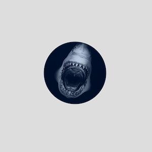 Big Shark Jaws Mini Button