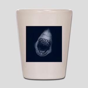Big Shark Jaws Shot Glass