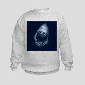 Big Shark Jaws Sweatshirt