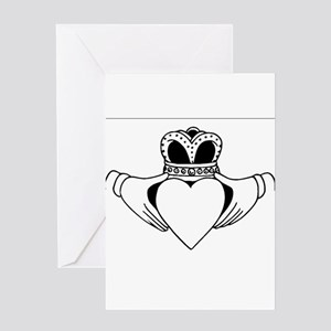 Claddagh Greeting Cards