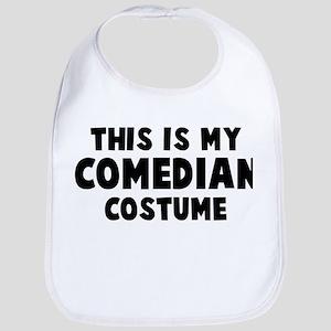 Comedian costume Bib