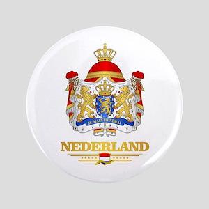 Nederland Button