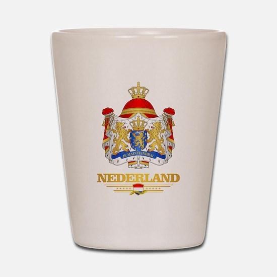 Nederland Shot Glass