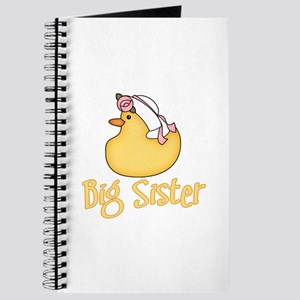 Yellow Duck Big Sister Journal