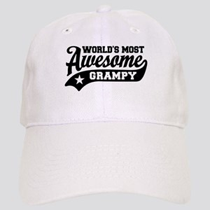 World's Most Awesome Grampy Cap