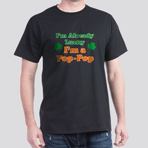 Already Lucky I'm Pop-Pop T-Shirt