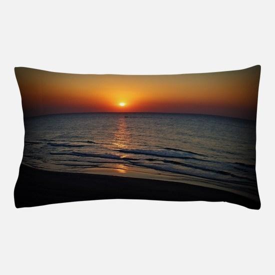 Bat Yam Beach Pillow Case