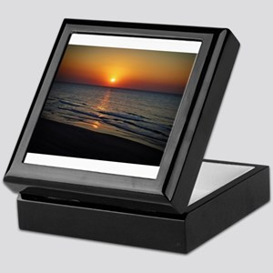 Bat Yam Beach Keepsake Box