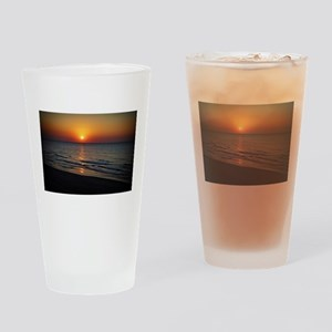 Bat Yam Beach Drinking Glass