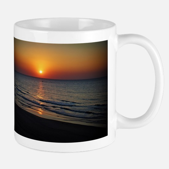 Bat Yam Beach Mugs