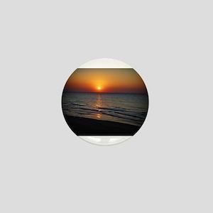 Bat Yam Beach Mini Button