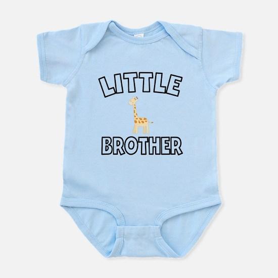 Giraffe Little Brother Body Suit