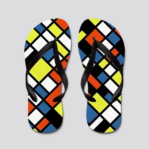 PRIMARY COLORS Flip Flops