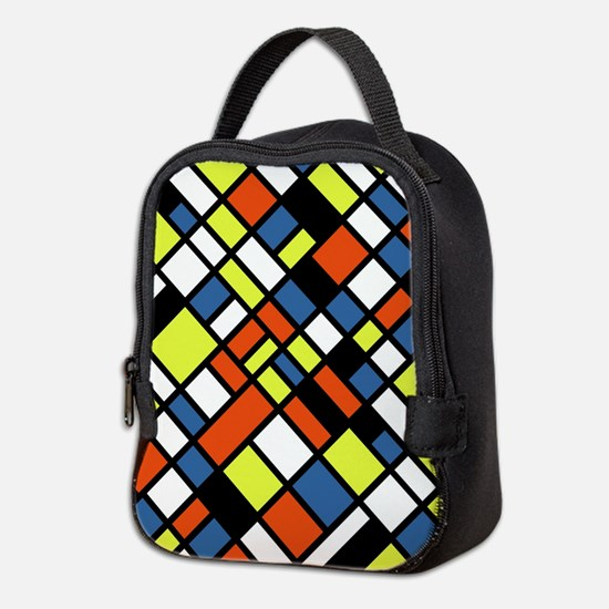 PRIMARY COLORS Neoprene Lunch Bag