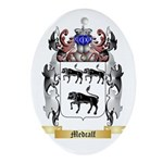 Medcalf Oval Ornament