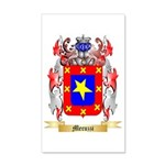 Mecuzzi 35x21 Wall Decal