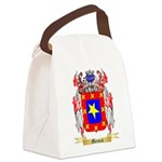 Mecozzi Canvas Lunch Bag