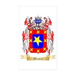 Mecocci Sticker (Rectangle 50 pk)