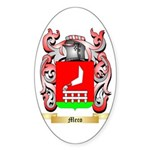 Meco Sticker (Oval 50 pk)