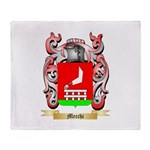 Mecchi Throw Blanket