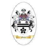 Mebs Sticker (Oval)