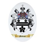 Mebius Oval Ornament