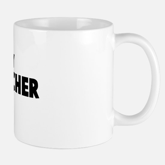 Civics Teacher costume Mug