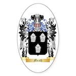 Meath Sticker (Oval 10 pk)