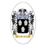 Meath Sticker (Oval 50 pk)