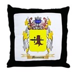 Measures Throw Pillow