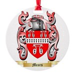 Mears Round Ornament