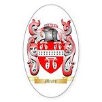 Mears Sticker (Oval 10 pk)