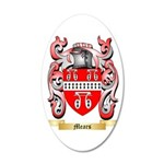 Mears 35x21 Oval Wall Decal