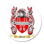 Meare Round Car Magnet