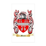Meare Sticker (Rectangle 50 pk)