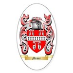 Meare Sticker (Oval)
