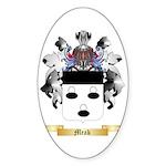 Meak Sticker (Oval 50 pk)