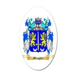 Meagher 20x12 Oval Wall Decal