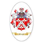 Meagh Sticker (Oval 10 pk)