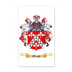 Meagh 35x21 Wall Decal
