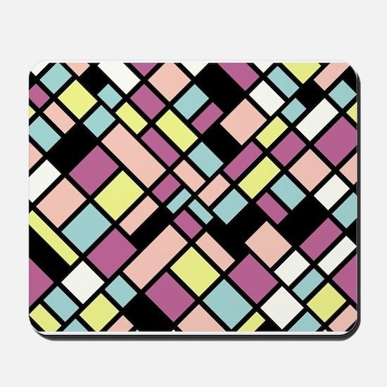 PASTEL COLORS Mousepad