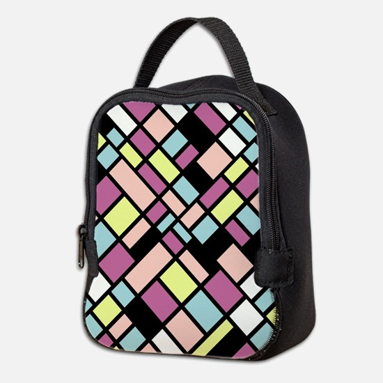 PASTEL COLORS Neoprene Lunch Bag