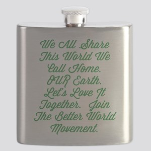 OUR Earth Flask