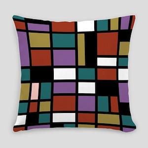 JEWEL TONES Everyday Pillow