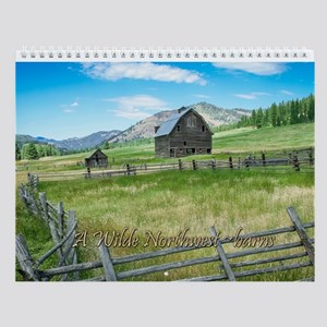 Wilde Nw ~barns Wall Calendar
