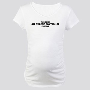 Air Traffic Controller costum Maternity T-Shirt