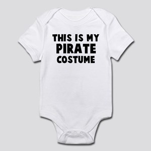 Pirate costume Infant Bodysuit
